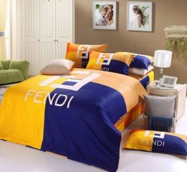 Fendi Classic Bedsheet Complete Set - 7 by 7