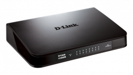 Dlink 16-Port Gigabit Swtch - DGS-1016A