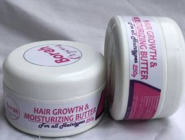 Borah Hair Growth and Moisturizing Butter - Big Size