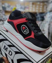 G-Logo Black Multi Sneakers