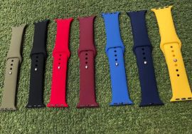 iWatch and Smart Watch Silicon Strap