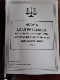 ADDY'S LOAN PRECEDENT By Charles Addy