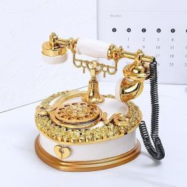 White Artificial Phone
