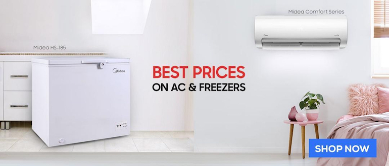 Freezers and ACs